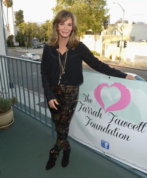 Jaclyn Smith「Farrah Fawcett 5th Anniversary Reception」:写真・画像(2)[壁紙.com]