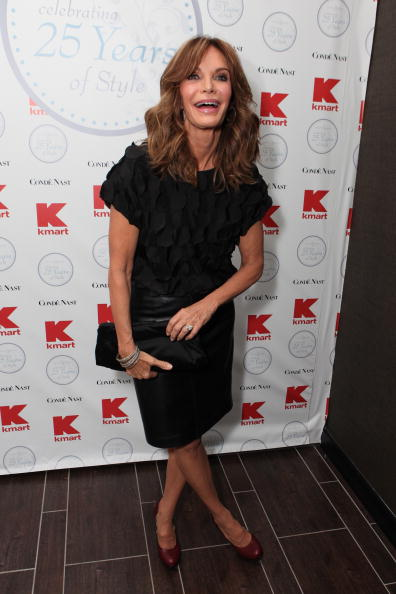 Jaclyn Smith「Conde Nast Honors 25th Anniversary Of Jaclyn Smith's Kmart Clothing」:写真・画像(6)[壁紙.com]