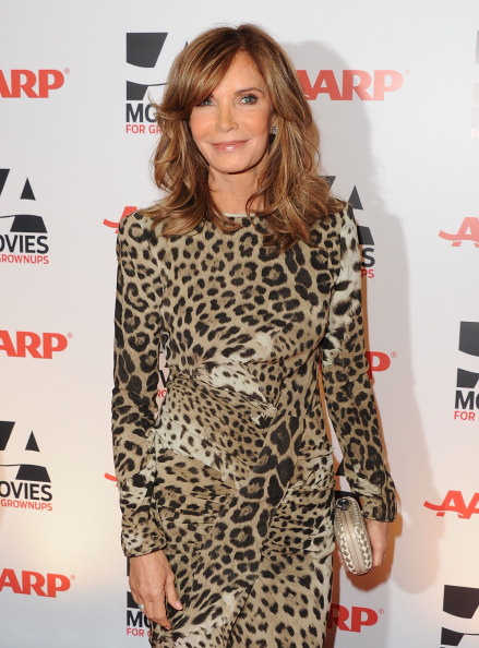 "Jaclyn Smith「AARP Magazine's ""10th Annual Movies For Grownups"" Awards Gala - Arrivals」:写真・画像(6)[壁紙.com]"