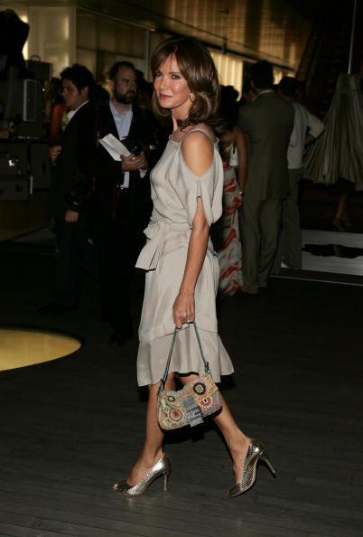 "Jaclyn Smith「Prada Celebrates Opening Of ""Waist Down Skirts By Miuccia Prada"" - Arrivals」:写真・画像(5)[壁紙.com]"