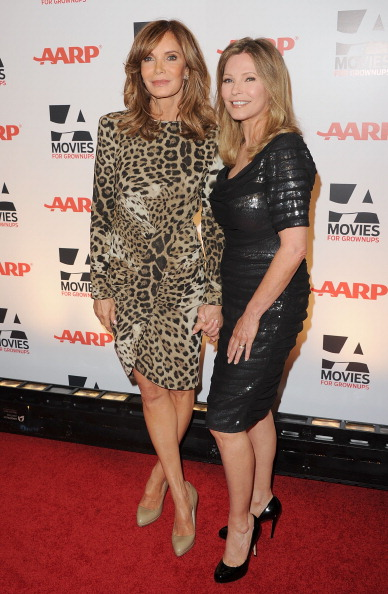 "Jaclyn Smith「AARP Magazine's ""10th Annual Movies For Grownups"" Awards Gala - Arrivals」:写真・画像(9)[壁紙.com]"