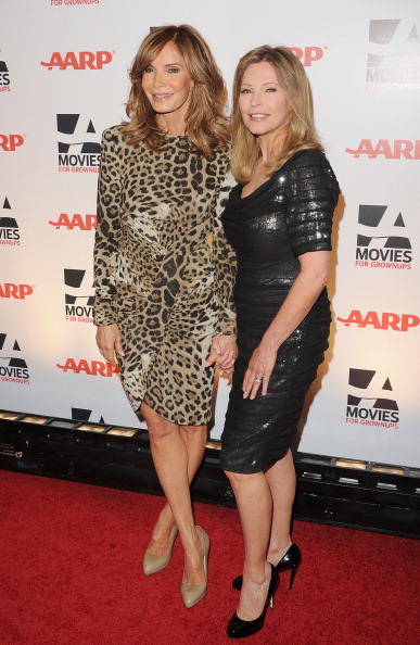 "Jaclyn Smith「AARP Magazine's ""10th Annual Movies For Grownups"" Awards Gala - Arrivals」:写真・画像(8)[壁紙.com]"