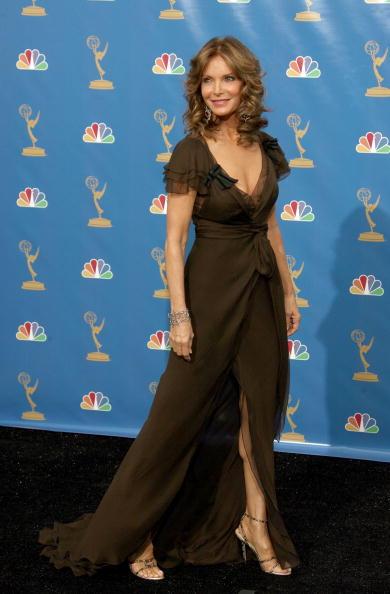 Jaclyn Smith「58th Annual Primetime Emmy Awards - Press Room」:写真・画像(8)[壁紙.com]