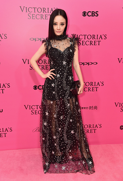 Mercedes-Benz Arena - Shanghai「2017 Victoria's Secret Fashion Show In Shanghai - Pink Carpet Arrivals」:写真・画像(17)[壁紙.com]