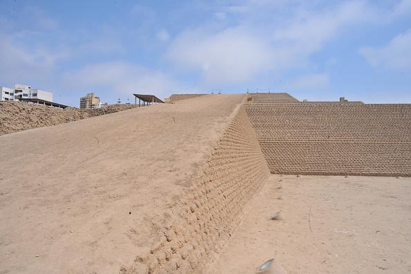 Construction Material「Huaca Huallamarca San Isidro」:写真・画像(10)[壁紙.com]