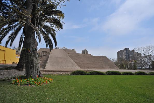 Construction Material「Huaca Huallamarca San Isidro」:写真・画像(9)[壁紙.com]