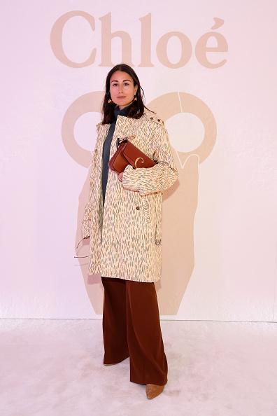 Chloe Purse「Chloe : Front Row - Paris Fashion Week Womenswear Fall/Winter 2019/2020」:写真・画像(11)[壁紙.com]