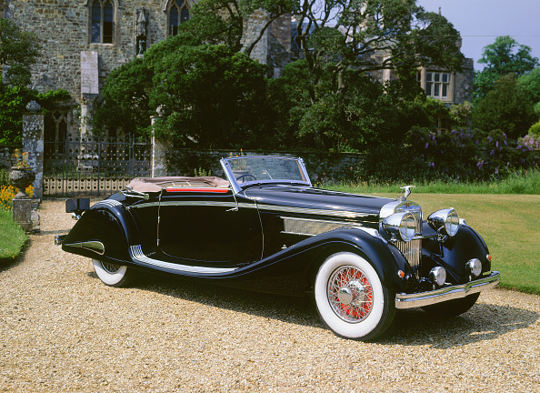 Collector's Car「1937 Hispano Suiza K6」:写真・画像(12)[壁紙.com]