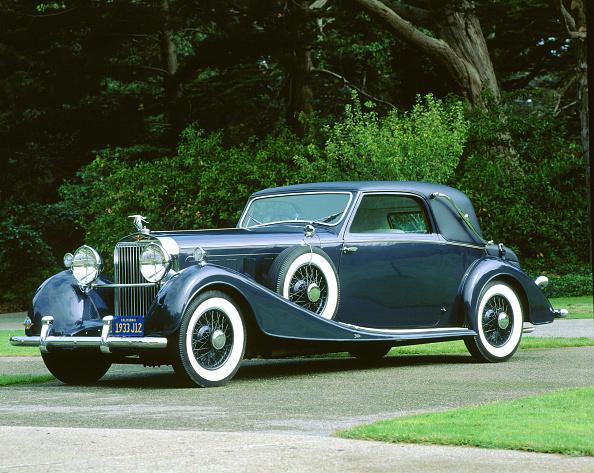 Collector's Car「1933 Hispano Suiza J12」:写真・画像(10)[壁紙.com]