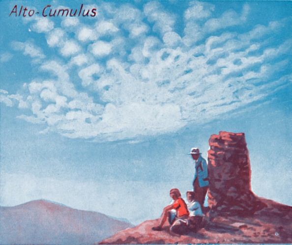 Cloudscape「Alto-Cumulus - A Dozen Of The Principal Cloud Forms In The Sky」:写真・画像(18)[壁紙.com]