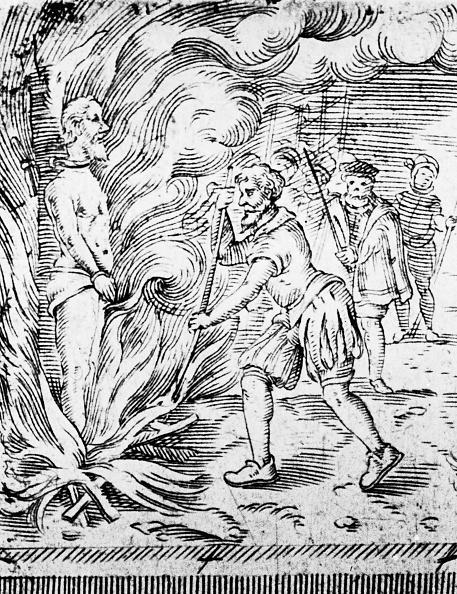 Post - Structure「Execution Of Servetus」:写真・画像(3)[壁紙.com]