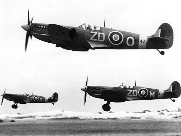 Australian Culture「British Spitfires」:写真・画像(11)[壁紙.com]
