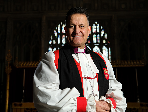 York - Yorkshire「The Right Reverend Dr Jonathan Frost Ahead Of His Installation As The Bishop Of York」:写真・画像(10)[壁紙.com]