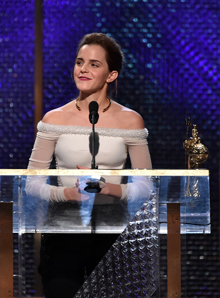 エマ・ワトソン「BAFTA Los Angeles Jaguar Britannia Awards Presented By BBC America And United Airlines - Show」:写真・画像(14)[壁紙.com]