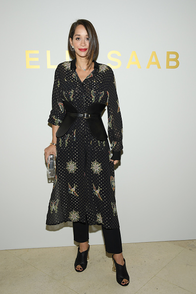 Elie Saab - Designer Label「Elie Saab : Front Row - Paris Fashion Week - Haute Couture Fall Winter 2018/2019」:写真・画像(19)[壁紙.com]