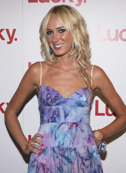 Kimberly Stewart「Lucky Magazine Cover Girl Party - Arrivals」:写真・画像(10)[壁紙.com]
