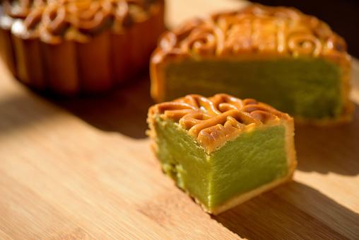 Chinese Lantern「Chinese Traditional Festival Mid-Autumn Moon cake」:スマホ壁紙(3)