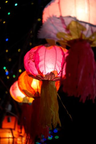 Chinese Lantern「Chinese traditional hand-made lantern」:スマホ壁紙(6)