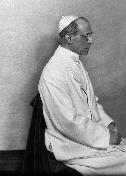 Fototeca Storica Nazionale「Pope Pius XII」:写真・画像(1)[壁紙.com]
