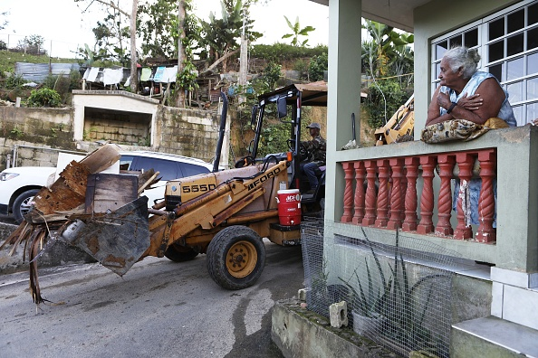 Electricity「Puerto Rico Marks Holiday Season Amidst Slow Hurricane Recovery」:写真・画像(13)[壁紙.com]