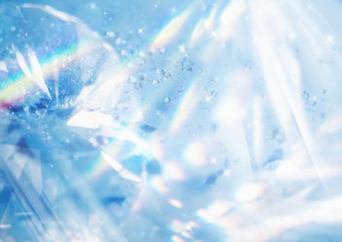 ガラス「Crystal Glass」:スマホ壁紙(10)