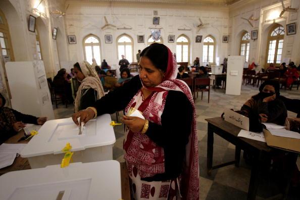 Support「PAK: Pakistan Holds National Elections」:写真・画像(11)[壁紙.com]