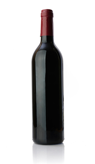 Nouvelle-Aquitaine「Unlabeled Bottle of Red Wine」:スマホ壁紙(17)
