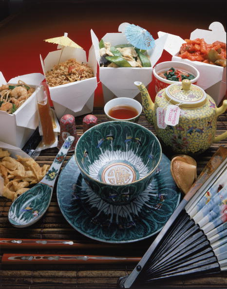 Teapot「Display Of Chinese Food」:写真・画像(14)[壁紙.com]