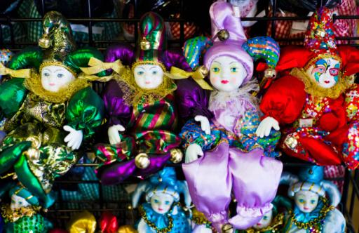 Doll「Display of mardi grass dolls」:スマホ壁紙(4)