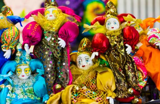 Doll「Display of mardi grass dolls」:スマホ壁紙(13)