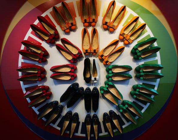 Shoe「Salvatore Ferragamo Celebrates 80th Anniversary」:写真・画像(4)[壁紙.com]