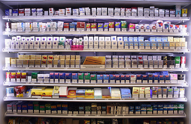 Tobacco Shop Displays To Be Banned:ニュース(壁紙.com)