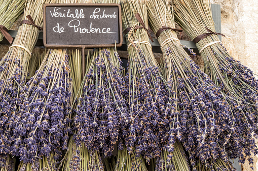 French Lavender「Dried Lavender Bunches」:スマホ壁紙(12)