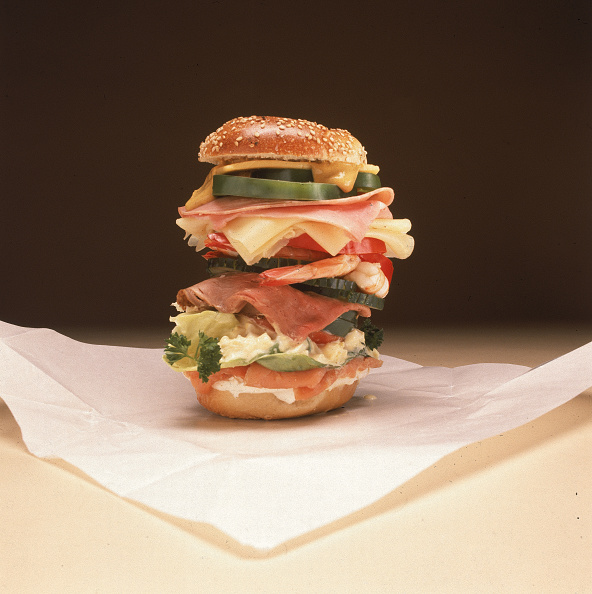Salad「A Sandwich Of Interest」:写真・画像(15)[壁紙.com]