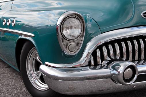 Hot Rod Car「Restored 1953 Buick Automobile」:スマホ壁紙(1)
