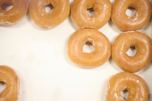 Glazed Food「Glazed Doughnuts」:スマホ壁紙(9)