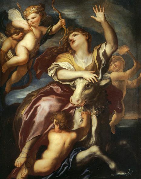 Baroque Style「The Rape Of Europa.」:写真・画像(13)[壁紙.com]