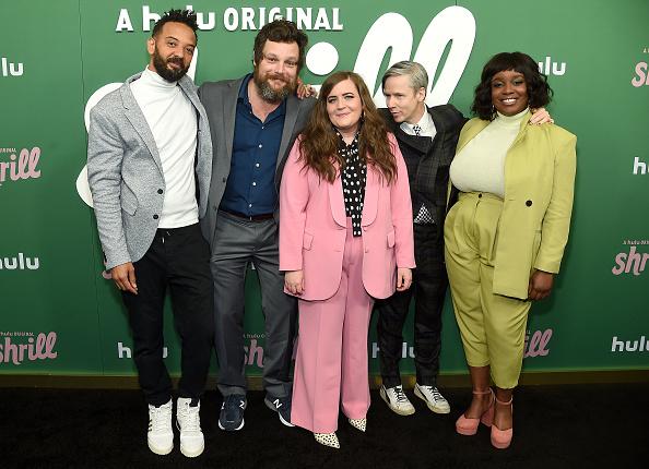 リンカーンセンター ウォルターリードシアター「Hulu's 'Shrill' New York Premiere」:写真・画像(17)[壁紙.com]