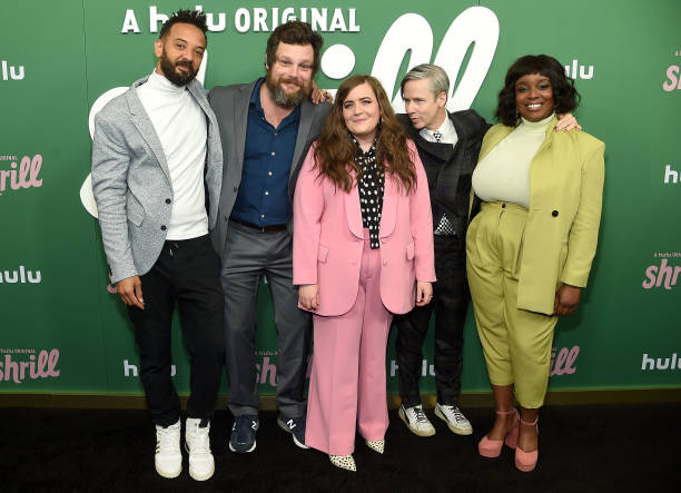 "Hulu's ""Shrill"" New York Premiere:ニュース(壁紙.com)"