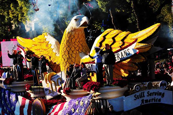 "Pasadena - California「130th Rose Parade Presented By Honda ""The Melody Of Life""」:写真・画像(13)[壁紙.com]"