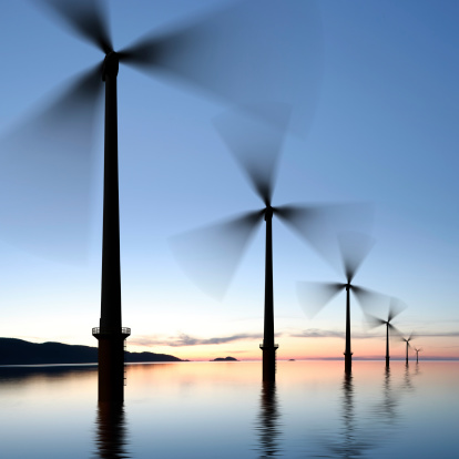 Mill「XXXL offshore wind turbines」:スマホ壁紙(7)