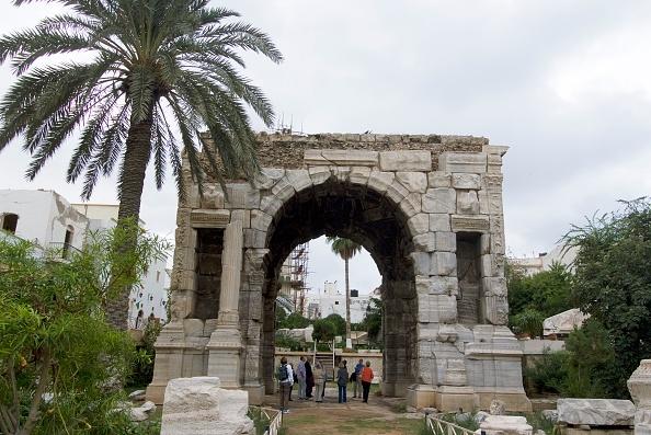 Arch - Architectural Feature「Libya」:写真・画像(17)[壁紙.com]