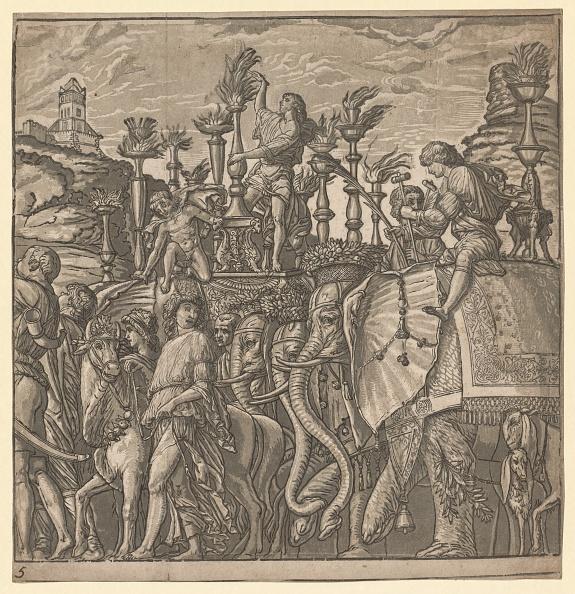 Lighting Technique「The Triumph Of Julius Caesar: Elephants Carrying Torches」:写真・画像(10)[壁紙.com]