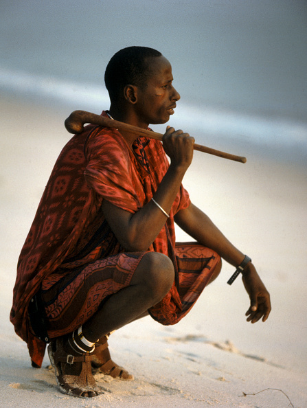 男性一人「Maasai Warrior」:写真・画像(17)[壁紙.com]