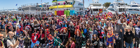 San Diego Comic-Con「Avengers: Endgame Cosplay And Fan Meet-Up At #IMDboat」:写真・画像(1)[壁紙.com]