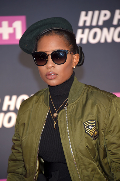 Necklace「VH1 Hip Hop Honors: All Hail The Queens - Arrivals」:写真・画像(15)[壁紙.com]