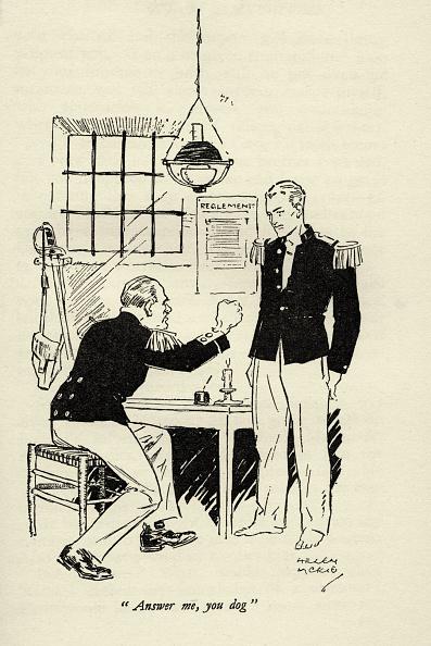 Interrogation「Beau Geste by P. C. Wren」:写真・画像(11)[壁紙.com]