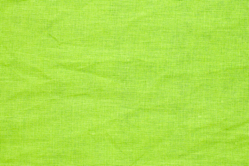 Waiting「Green fabric texture」:スマホ壁紙(12)