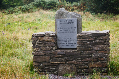 Victim「Commerative Plaque For Famine Victims At The Famine Burial Ground Near Dunmanway」:スマホ壁紙(18)