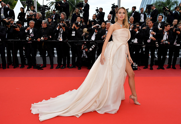 "72nd International Cannes Film Festival「""A Hidden Life (Une Vie Cachée)"" Red Carpet - The 72nd Annual Cannes Film Festival」:写真・画像(1)[壁紙.com]"
